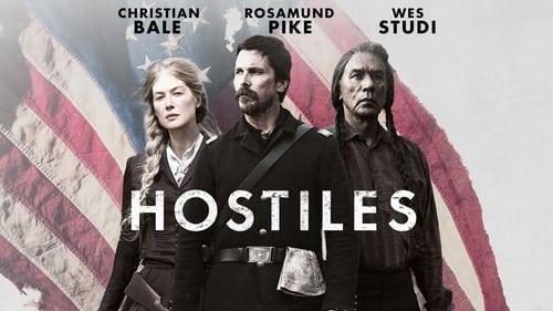 Subtitles Hostiles (2017) in English Free Download   720p BrRip x264