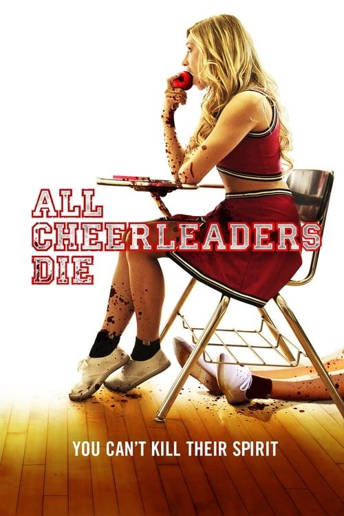 All Cheerleaders Die - Poster