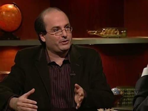 The Colbert Report: Season 5 – Episod David Grann