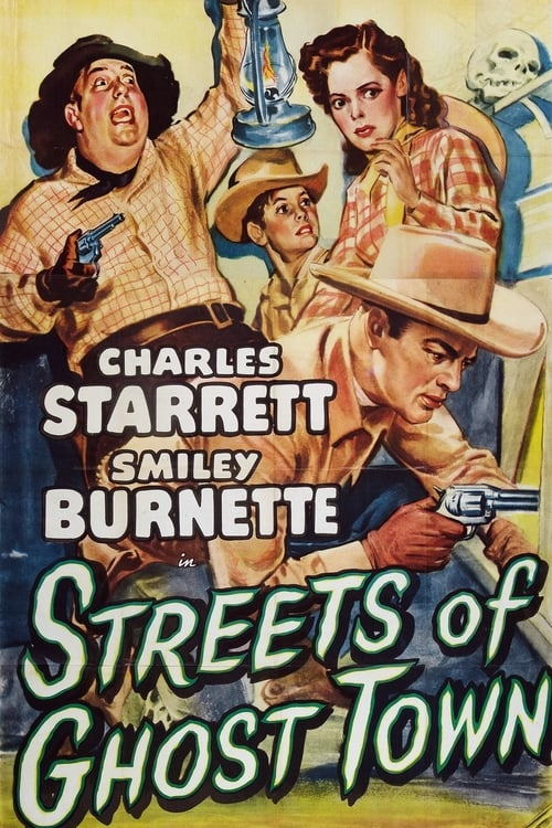 Streets of Ghost Town (1950)