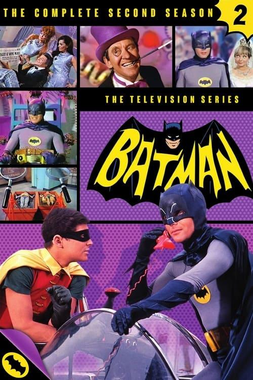 Subtitles Batman Season 2 in English Free Download