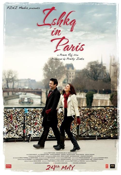 इश्क्क़ इन पेरिस film en streaming