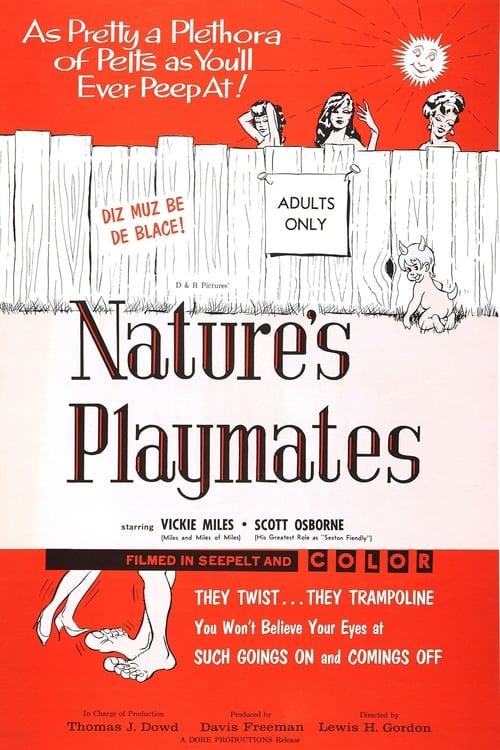 Film Nature's Playmates V Češtině