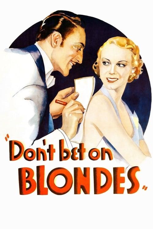 Película Don't Bet On Blondes En Buena Calidad Hd 720p