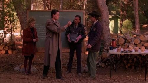 Twin Peaks - Season 1 - Episode 3: Zen, Or The Skill To Catch A Killer