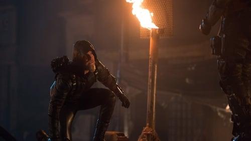 DC's Legends of Tomorrow - Season 1 - Star City 2046