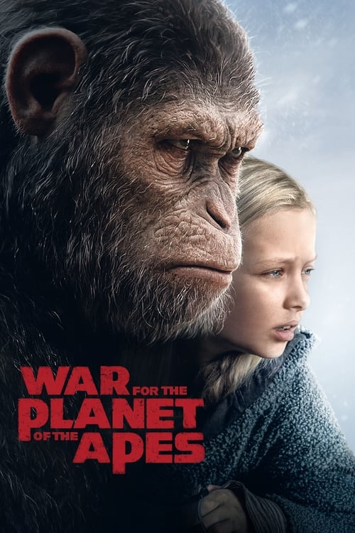 Download War for the Planet of the Apes (2017) Full Movie