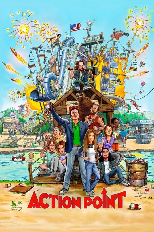 Streaming Action Point (2018) Movie Free Online