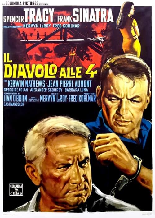 Il diavolo alle 4 (1961)
