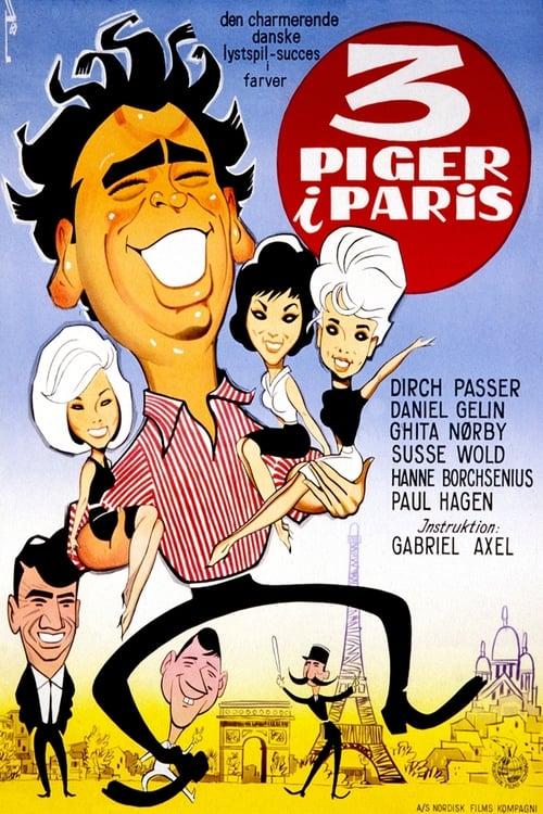 Three Girls In Paris 1963 The Movie Database Tmdb