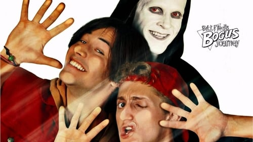 Bill & Ted's Bogus Journey - Once... they made history. Now... they are history. - Azwaad Movie Database