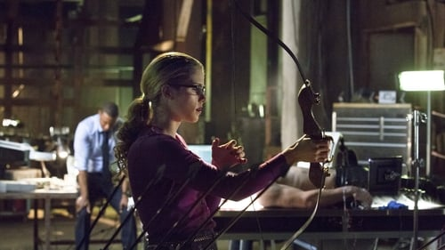 Arrow: Season 1 – Épisode The Odyssey