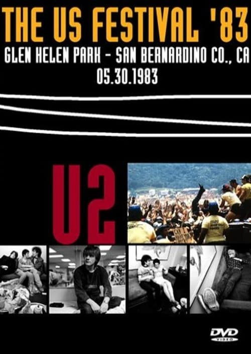 U2- US Festival (1983)
