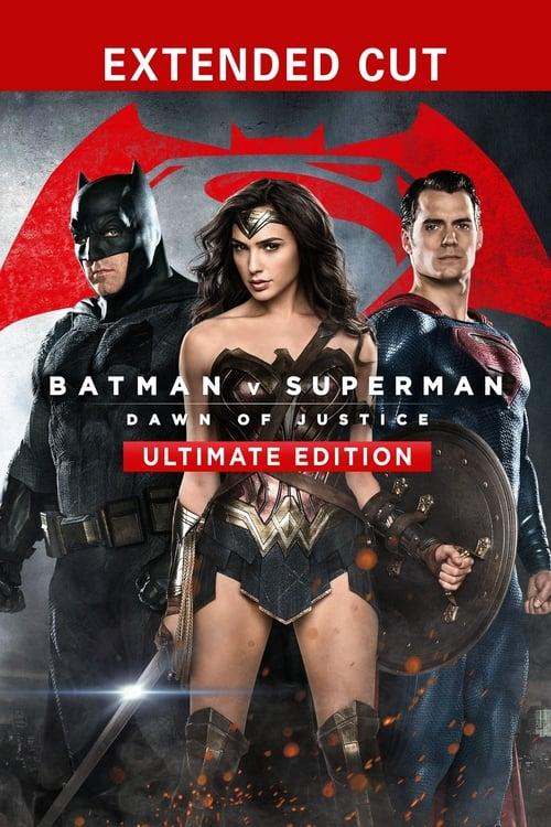 Batman v Superman: Dawn of Justice (Extended Cut) (2016)