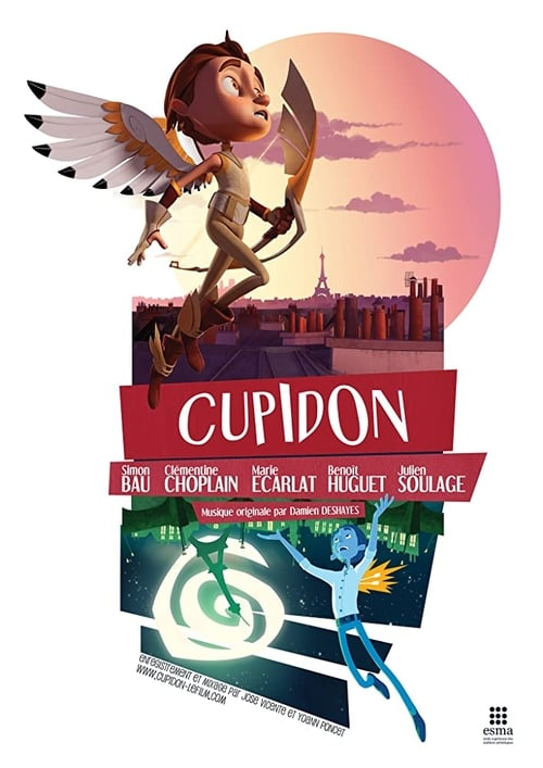 [720p] Cupidon (2012) streaming Amazon Prime Video