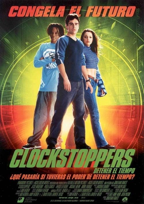 Clockstoppers Peliculas gratis