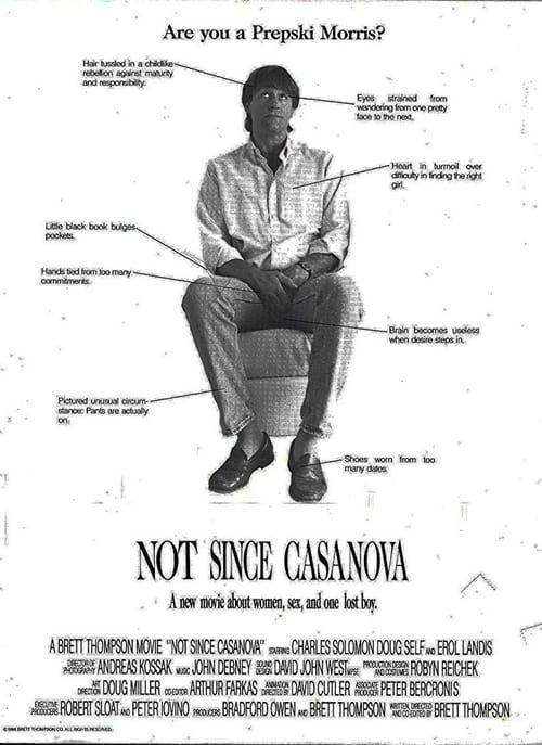 Regarder Le Film Not Since Casanova Avec Sous-Titres En Ligne