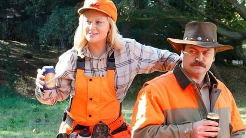 Parks and Recreation - Season 2 - Episode 10: hunting trip