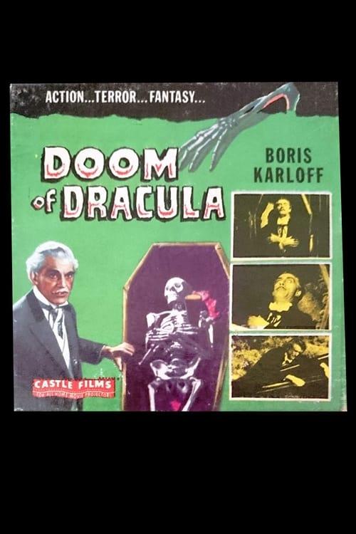 Mira Doom of Dracula En Español En Línea