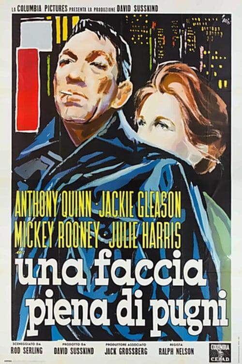 Una faccia piena di pugni (1962)