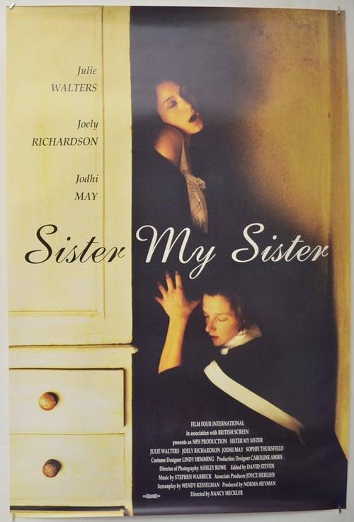 Sister My Sister (1994) Poster