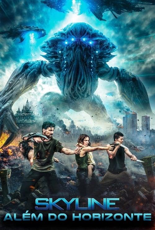 Assistir Skyline: Além do Horizonte - HD 720p Dublado Online Grátis HD