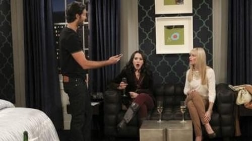2 Broke Girls: Season 2 – Episod And the Extra Work