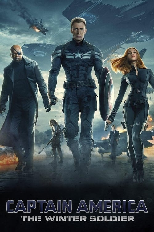 Captain America: The Winter Soldier - Poster
