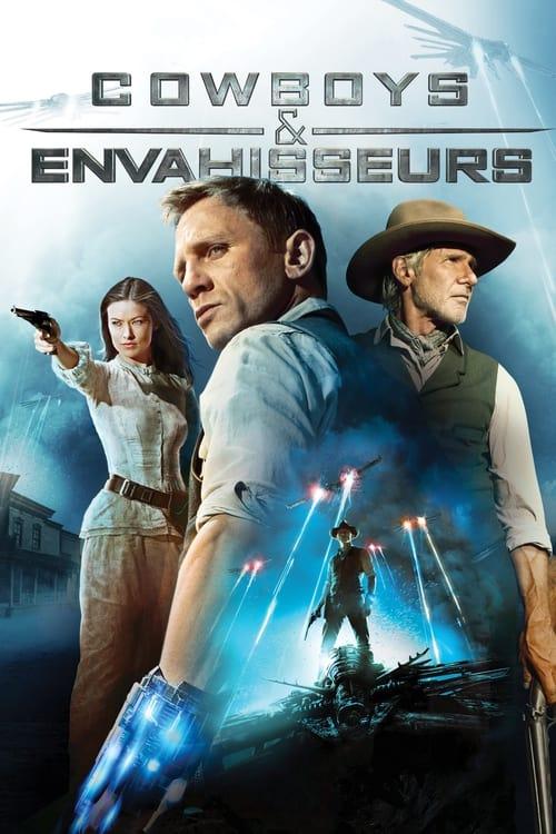 Regarder Cowboys & envahisseurs (2011) streaming fr