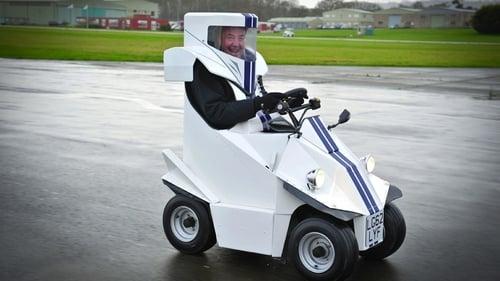 Top Gear: Series 19 – Episod World's smallest car