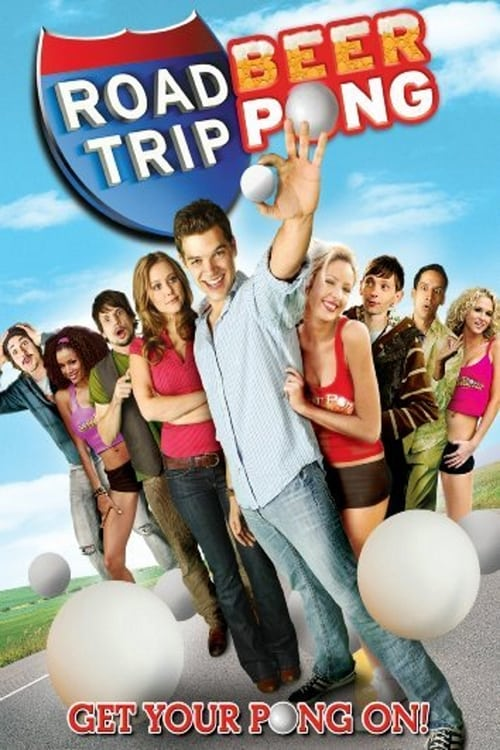Road Trip 2 Beer Pong (2009) เทปสบึมส์ ต้องเอาคืนก่อนถึงมือเธอ ภาค 2