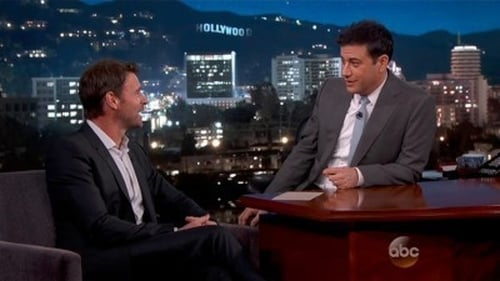 Jimmy Kimmel Live!: Season 13 – Episod Magic Johnson, Scott Foley, Magic!