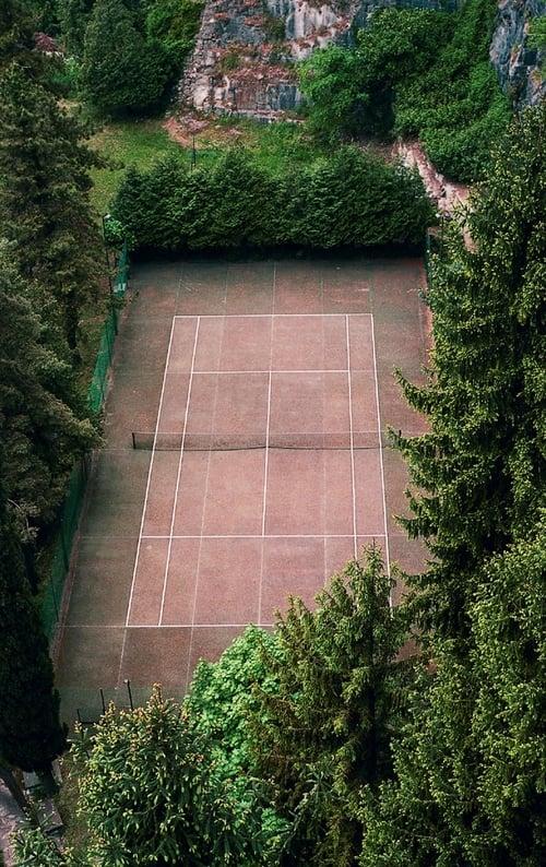 Tennis Courts (Trilogy) (2018)