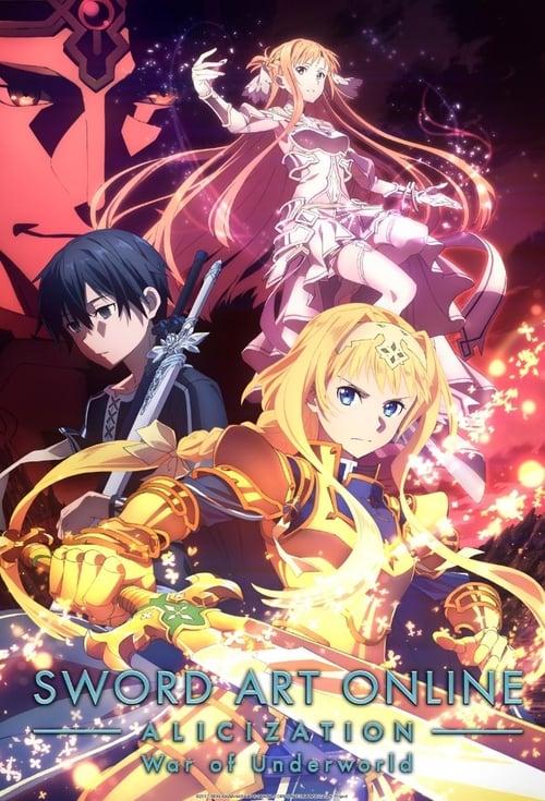 Banner of Sword Art Online