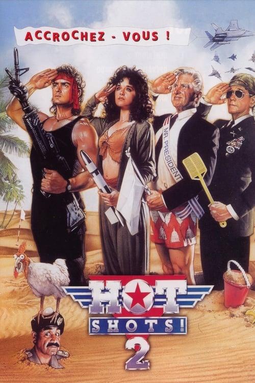 ➤ Hot Shots ! 2 (1993) streaming vf