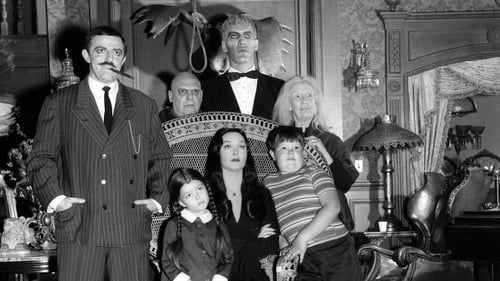 A Família Addams Torrent (1964) Dublado / Dual Áudio 5.1 BluRay 720p | 1080p FULL HD – Download