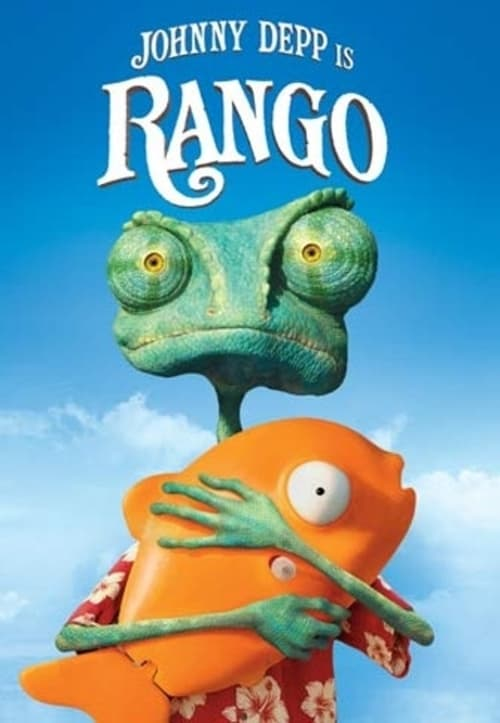 Watch Rango (2011) Movie Free Online
