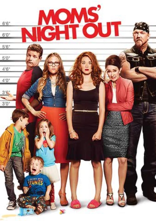 Moms' Night Out - Poster