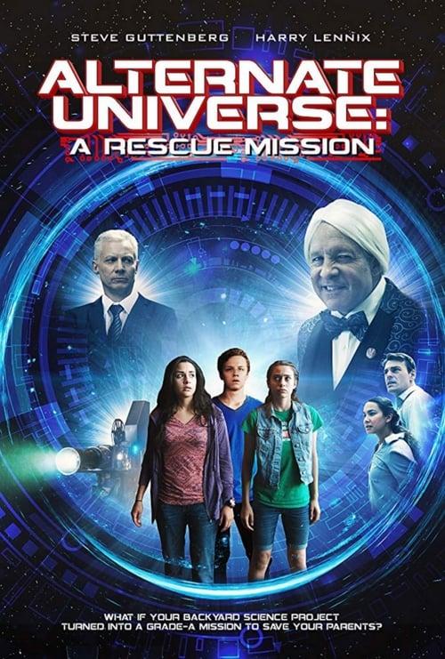Assistir Filme Alternate Universe: A Rescue Mission Completo