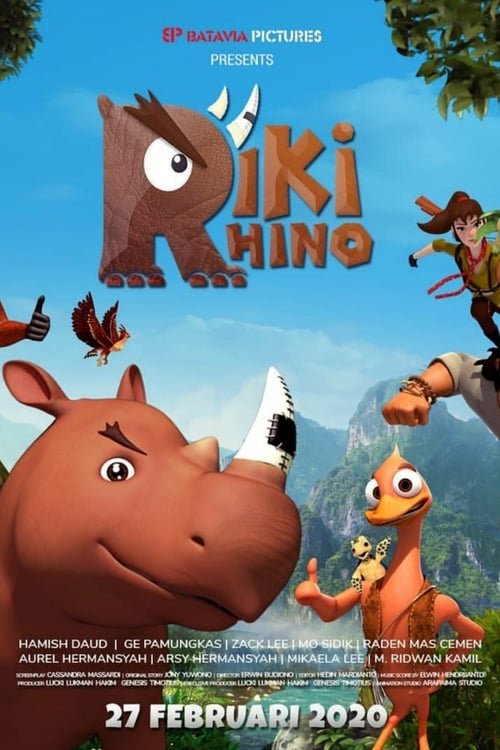 Let's watch Riki Rhino online full