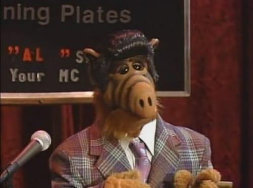 Alf 1990 Tv Show: Season 4 – Episode Make 'em Laugh