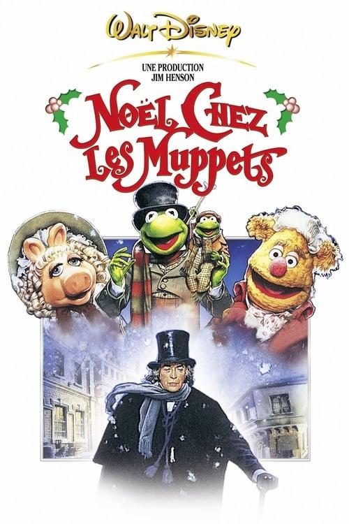 Voir Noël chez les Muppets (1992) streaming vf
