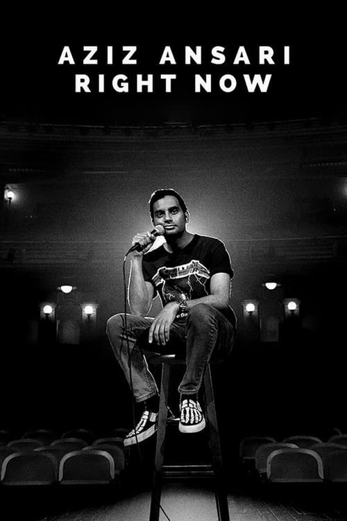 Poster for Aziz Ansari: Right Now