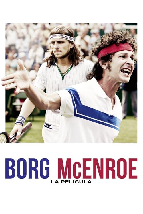 Imagen Borg McEnroe. La película