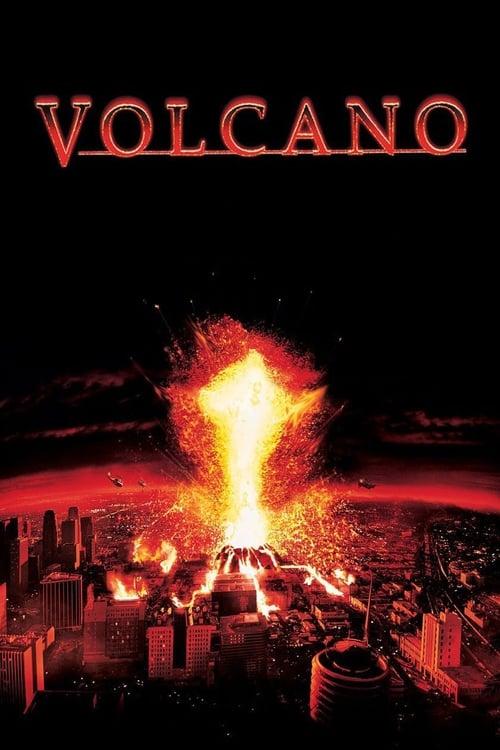 Volcano - Poster