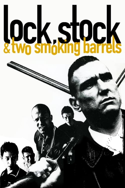 Largescale poster for Lock, Stock and Two Smoking Barrels