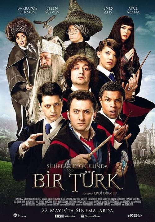 Filme Sihirbazlik Okulunda Bir Turk Streaming