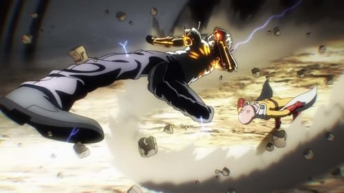 One-Punch Man: Season 1 – Episode The Ultimate Master