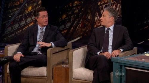 Jimmy Kimmel Live!: Season 10 – Episod Jon Stewart & Stephen Colbert; The Avett Brothers with the Brooklyn Philharmonic