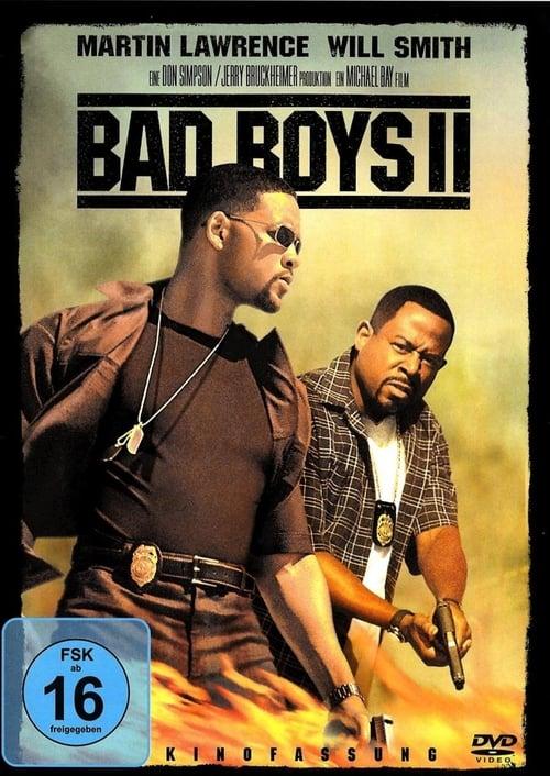 Bad Boys II - Poster